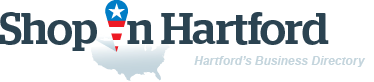 ShopInHartford. Business directory of Hartford - logo